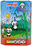 Meiji Hello Panda Biscuits with Assorted Filling 3 Flavours 350 G