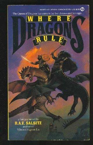 Where Dragons Rule, R. A. V. Salsitz
