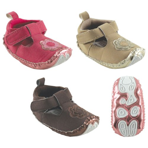 Luvable Friends Baby Mary Jane Dress Up Shoes