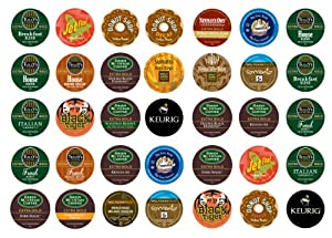 Extra Bold Sampler K-cup Portion Pack For Keurig K-cup Brewers