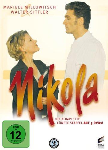 Nikola - Die komplette fünfte Staffel [3 DVDs]