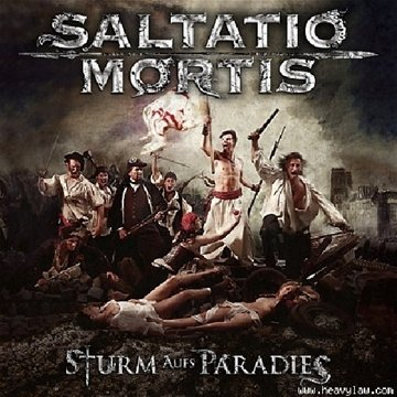 Saltatio Mortis - Sturm Aufs Paradies - Zortam Music