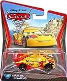 Disney Cars 2 Race Team - Veicolo in miniatura, Miguel Camino