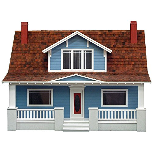 Real Good Toys Classic Bungalow Dollhouse (Real Good Toys Furniture compare prices)