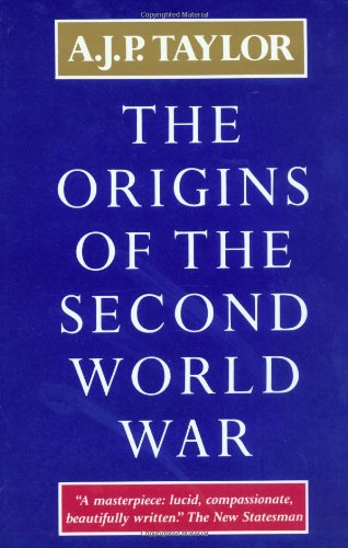 Origin of the Second World War