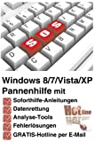 Windows 8/7/Vista/XP Pannenhilfe (German Edition)...