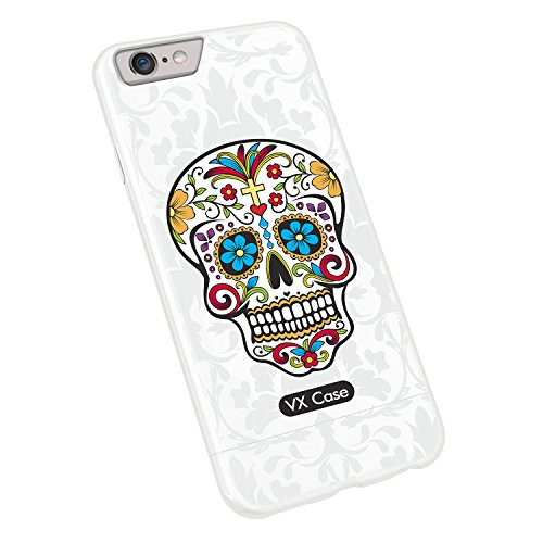 VX Case UV Print iPhone 6 (Mexican Skull Stamp)