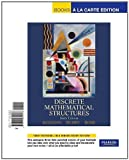 img - for Discrete Mathematical Structures, Books a la Carte Edition (6th Edition) book / textbook / text book