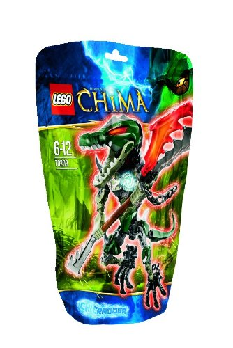 LEGO Chi Mak Ragga 70203 (japan import)