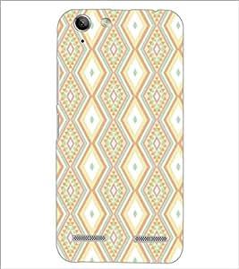 PrintDhaba Pattern D-5230 Back Case Cover for LENOVO VIBE K5 (Multi-Coloured)