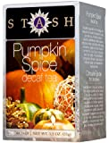 Decaffeinated Tea-Pumpkin Spice - 18 - Bag