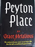 Peyton Place (1555536557) by Metalious, Grace