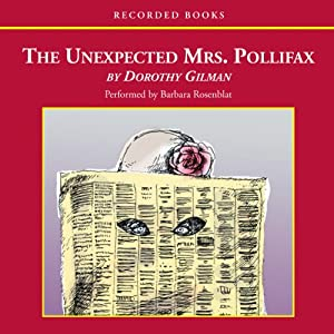 The Unexpected Mrs. Pollifax Hörbuch