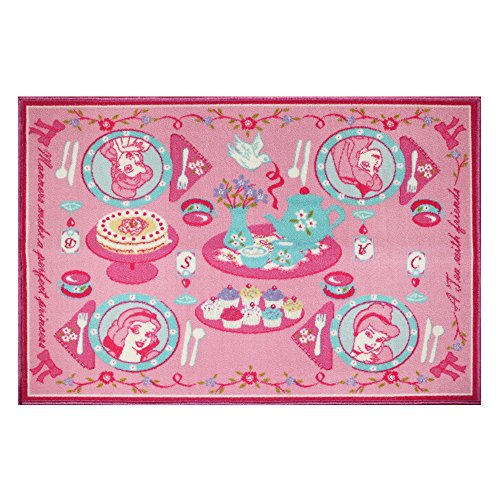 Pink Girls Room Decor front-43388