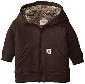 Amazon Carhartt Baby Boys Camo Lined Logo Fleece