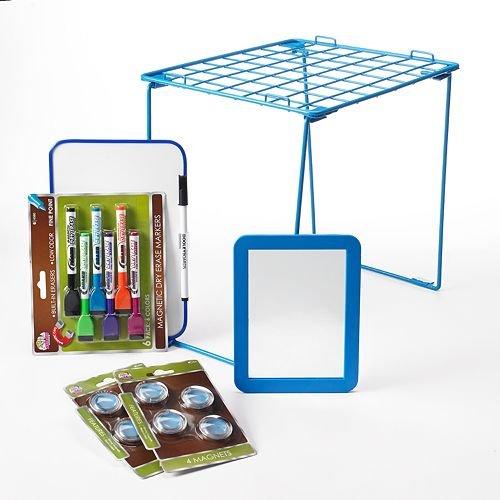 school locker accessories canada australia diy back to organizer pack blue