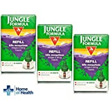 Jungle Formula Mosquito Killer Plug In Refill 35 ml **3 PACK DEAL**