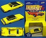 1999 JL T-Jet Slot Car Clone Body LEMON DODGE CHARGER