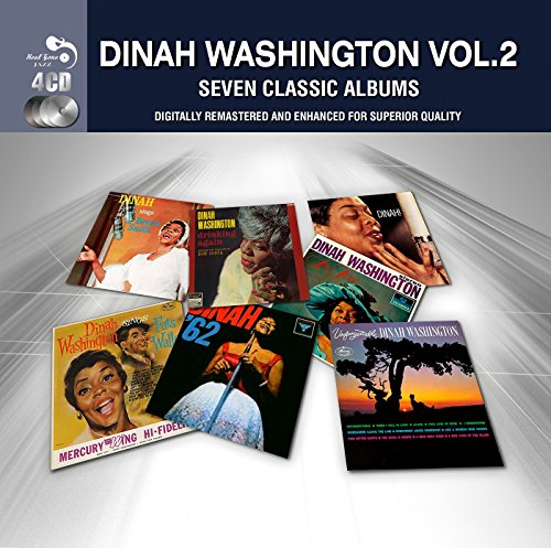 Dinah Washington - 7 Classic Albums Vol. 2 - Zortam Music