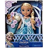 Disney Magical Frozen Sing Along Elsa Doll Birthday Christmas With Microphone