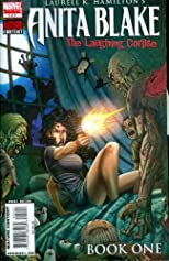 Anita Blake, Vampire Hunter: The Laughing Corpse #5