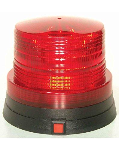 Forum Novelties Mini Led Red Police Light, Red