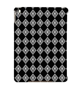 EPICCASE bedazzled diamond Mobile Back Case Cover For Apple Ipad 6 (Designer Case)