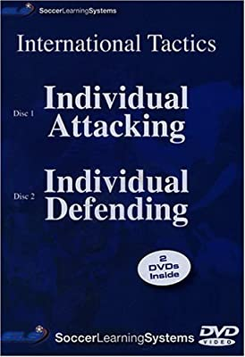 Individual Soccer Tactics; Attacking & Defending 2 disc DVD