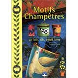 Motifs champtres : Sur bois, tle, mail, terrepar Emma Hunk