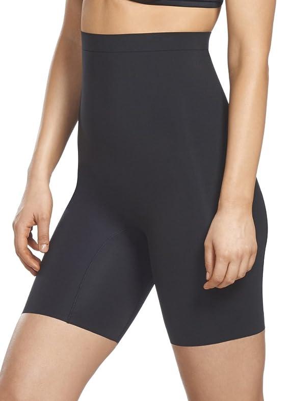 Jockey Women's Underwear Sheer Power High Waisted Thigh Shaper