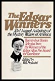 The Edgar winners: 33rd annual anthology of the Mystery Writers of America (0394508300) by Pronzini, Bill