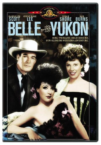 Cover art for  Belle of the Yukon