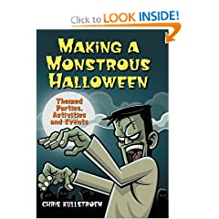 Making a Monstrous Halloween Themed Parties, Activities & Events
