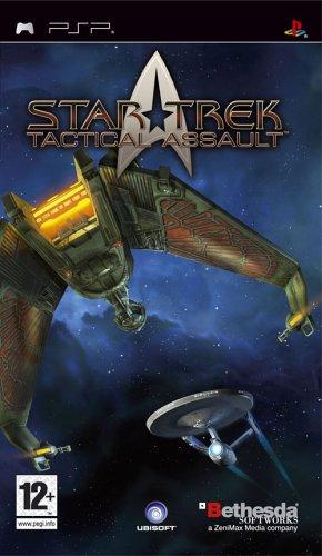 Star Trek: Tactical Assault (PSP)