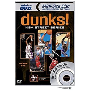 NBA Street Series - Dunks! Volume One (Mini-DVD) movie