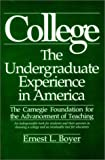 img - for College: The Undergraduate Experience in America book / textbook / text book