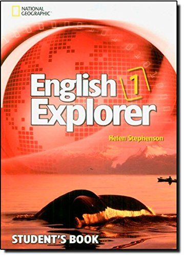 English Explorer 1. Student's Book