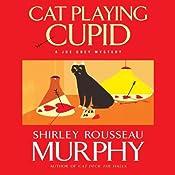 Cat Playing Cupid   Shirley Rousseau Murphy