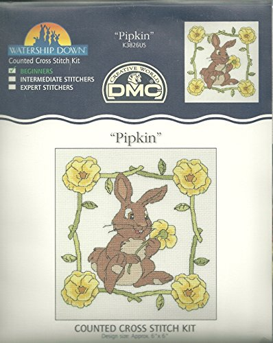 Watership Down: Pipkin Cross Stitch