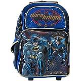 Ruz Batman Dark Knight Roller Backpack Bag