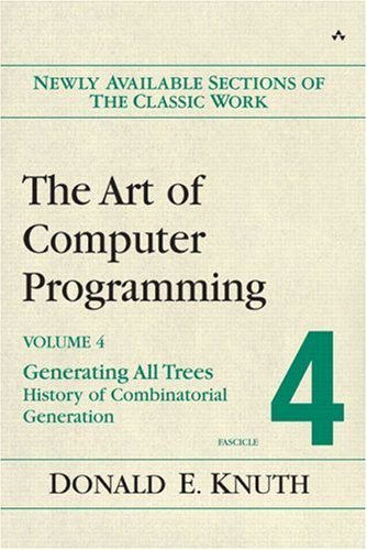The Art of Computer Programming, Volume 4