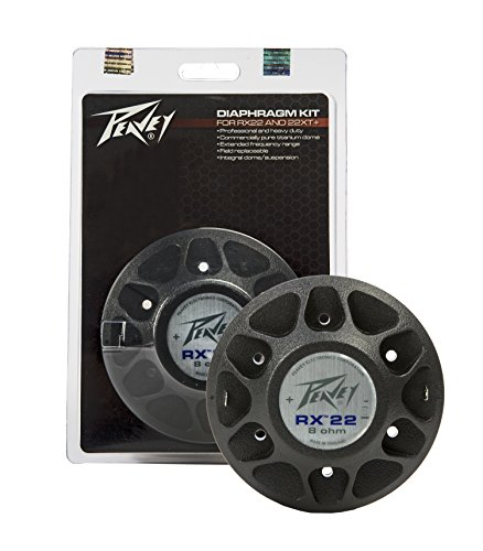 Peavey 03452400 RX 22/22XT Diaphragm Kit (Peavey Speaker Parts compare prices)