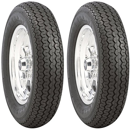 Set of Mickey Thompson Sportsman Front Bias Tires - 26X7.50-15LT 97T (15x9 Low Profile Tires compare prices)