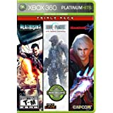 Capcom Platinum Hits Triple Pack (Dead Rising / Lost Planet: Extreme Condition / Devil May Cry 4) ~ Capcom