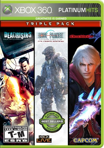 Capcom Platinum Hits Triple Pack