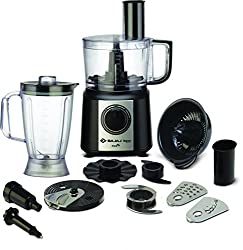 Baja FX9 700-Watt Mini Food Processor (Black/Chrome)