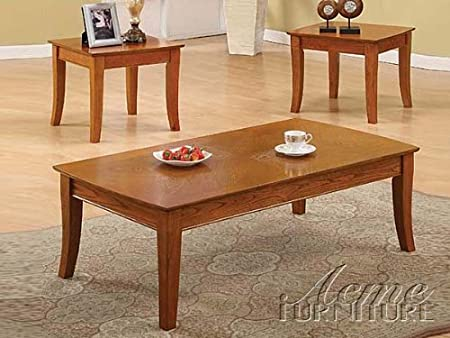 3-pc Pack bellflower Style Coffee Table Set Acs90300