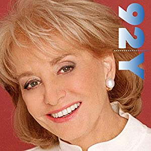 Barbara Walters at the 92nd Street Y Speech