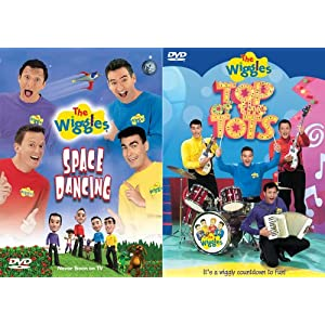The Wiggles: Space Dancing/Top of the Tots movie