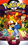 echange, troc Pokémon;voyage a johto n°3;4 episodes [VHS]